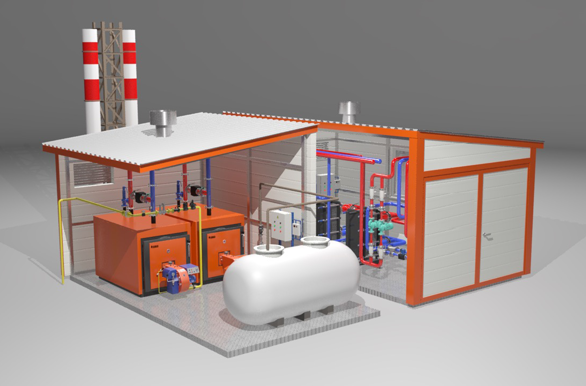 Аренда газовых котельных