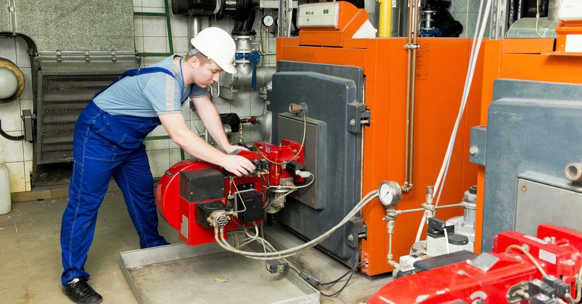 Сервисное техническое обслуживание газовых и дизельных котельных
